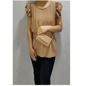 Îmbracaminte Femei Topuri și Bluze Fashion brands 3101-CAMEL Camel