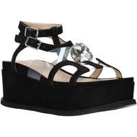 Pantofi Femei Sandale  Apepazza S0CHER01/DIA Negru