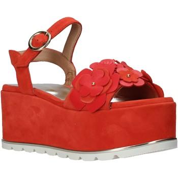 Pantofi Femei Sandale  Docksteps DSE104886 Portocale