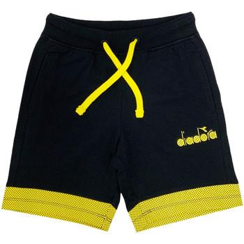 Îmbracaminte Copii Pantaloni scurti și Bermuda Diadora 102175908 Negru