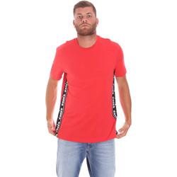 Îmbracaminte Bărbați Tricouri mânecă scurtă Diadora 502176631 Roșu