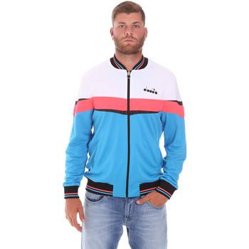 Îmbracaminte Bărbați Bluze îmbrăcăminte sport  Diadora 102175669 Albastru