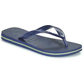 Pantofi  Flip-Flops Havaianas BRASIL Albastru