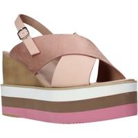 Pantofi Femei Sandale  Onyx S20-SOX758 Roz