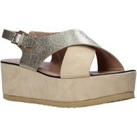 Pantofi Femei Sandale  Onyx S20-SOX745 Bej