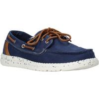 Pantofi Bărbați Mocasini U.s. Golf S20-SUS121 Albastru