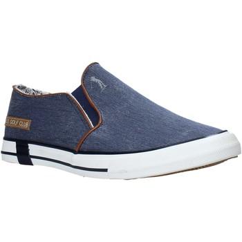 Pantofi Bărbați Pantofi Slip on U.s. Golf S20-SUS109 Albastru