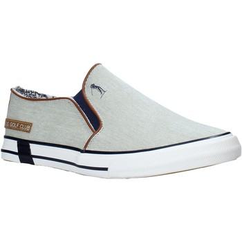 Pantofi Bărbați Pantofi Slip on U.s. Golf S20-SUS109 Gri