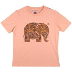 Îmbracaminte Femei Cămăși și Bluze Trendsplant CAMISETA MUJER  029970WPTP portocaliu