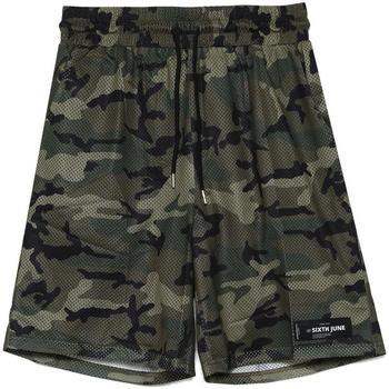 Îmbracaminte Bărbați Pantaloni scurti și Bermuda Sixth June Short  Mesh