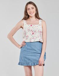 Îmbracaminte Femei Topuri și Bluze Vero Moda VMMILA Bej