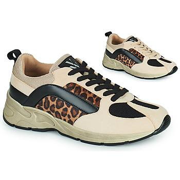 Pantofi Femei Pantofi sport Casual Vanessa Wu LOMBARDE Bej
