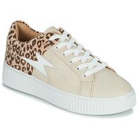 Pantofi Femei Pantofi sport Casual Vanessa Wu VENDAVEL Bej / Leopard