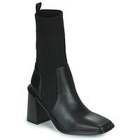 Pantofi Femei Botine Vanessa Wu SIMOUN Negru