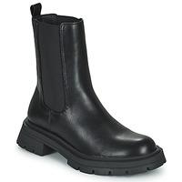 Pantofi Femei Botine Vanessa Wu NORDET Negru
