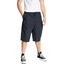 Îmbracaminte Pantaloni scurti și Bermuda Converse Shapes Triangle Negru