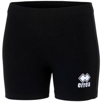 Îmbracaminte Femei Pantaloni scurti și Bermuda Errea Short Femme  Volley noir