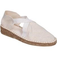 Pantofi Femei Espadrile Made In Italia  Auriu