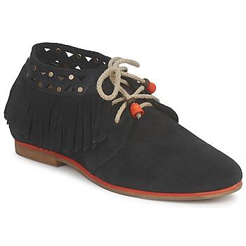 Pantofi Femei Ghete Koah YASMINE Negru