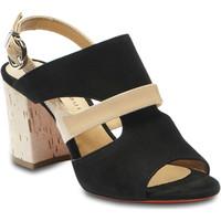 Pantofi Femei Sandale  Barbara Bui N 5239 SC 10 nero
