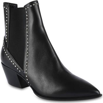 Pantofi Femei Botine Barbara Bui P5146 VNP 10 nero