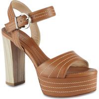 Pantofi Femei Sandale  Barbara Bui N5341 MMN18 marrone