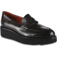Pantofi Femei Mocasini Santoni WUSY56863SQ4RLESM20 Grigio talpa