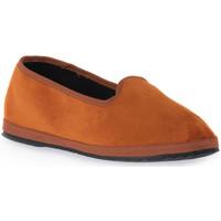 Pantofi Femei Papuci de casă Grunland CAMEL MYSE Marrone
