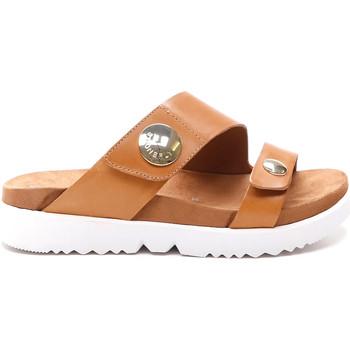 Pantofi Femei Papuci de vară Stonefly 213907 Maro