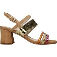 Pantofi Femei Sandale  Carmens Padova 45069 Maro