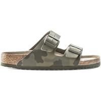 Pantofi Bărbați Papuci de vară Birkenstock 1019655 Verde