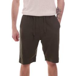 Îmbracaminte Bărbați Pantaloni scurti și Bermuda Antony Morato MMSH00170 FA900128 Verde