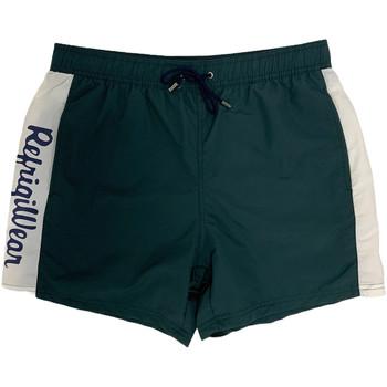 Îmbracaminte Bărbați Maiouri și Shorturi de baie Refrigiwear 808491 Verde