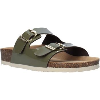 Pantofi Femei Papuci de vară Bionatura 94THESISD-VERV18 Verde