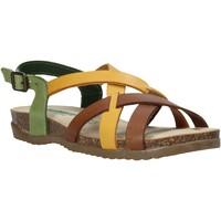 Pantofi Femei Sandale  Bionatura 34A2168-I-GOIM08 Maro