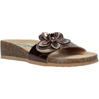 Pantofi Femei Papuci de vară Bionatura 12AMB21-I-MITBA1 Maro