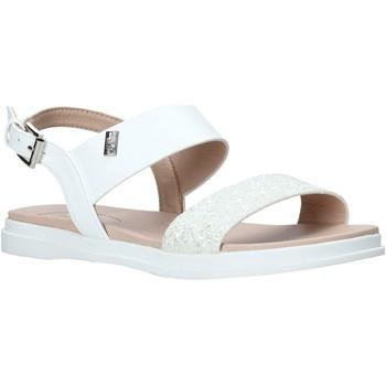 Pantofi Fete Sandale  Miss Sixty S21-S00MS963 Alb