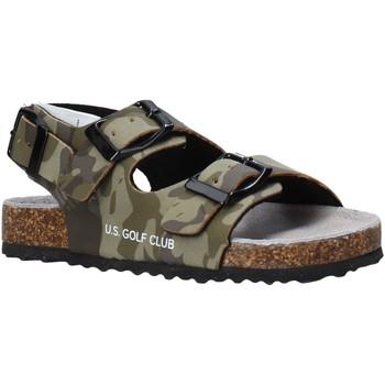 Pantofi Copii Sandale  U.s. Golf S21-S00UK861 Verde