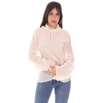 Îmbracaminte Femei Topuri și Bluze Dixie C212P023 Alb