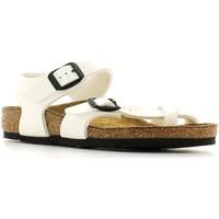 Pantofi Copii Sandale  Birkenstock 310063 Alb