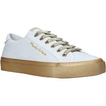 Pantofi Femei Pantofi sport Casual Manila Grace S634CU Alb
