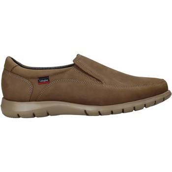 Pantofi Bărbați Pantofi Slip on CallagHan 81311 Maro