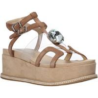 Pantofi Femei Sandale  Apepazza S0CHER01/DIA Maro