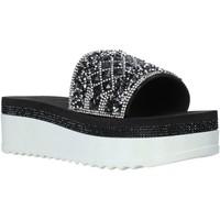 Pantofi Femei Papuci de vară Keys K-4842 Negru