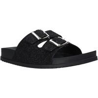 Pantofi Femei Papuci de vară Keys K-4830 Negru