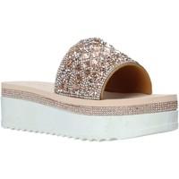 Pantofi Femei Papuci de vară Keys K-4842 Roz