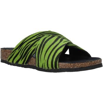 Pantofi Femei Papuci de vară Bionatura 10A2118-I-CAVERN Verde