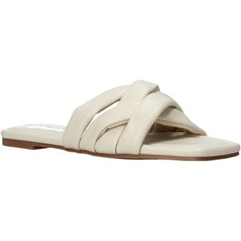 Pantofi Femei Papuci de vară Gold&gold A21 GP97 Bej