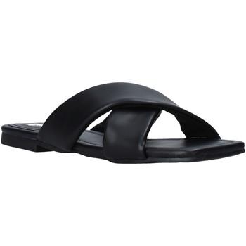Pantofi Femei Papuci de vară Gold&gold A21 GY221 Negru