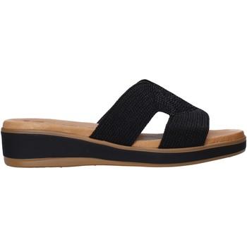 Pantofi Femei Papuci de vară Susimoda 1032 Negru